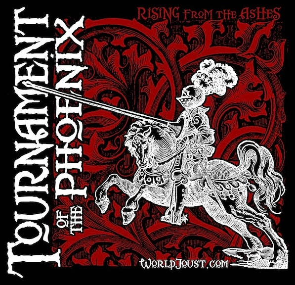 Tshirt, Tournament of the Phoenix (2015)