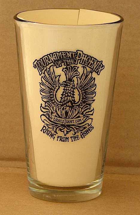 Glass, Tournament of the Phoenix, 2010