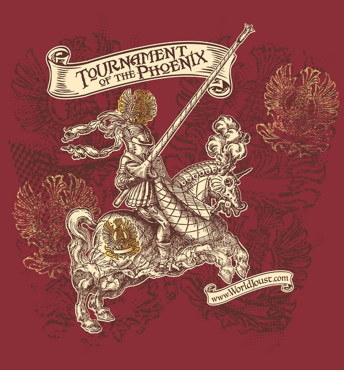 T-Shirt, Tournament of the Phoenix (2011)