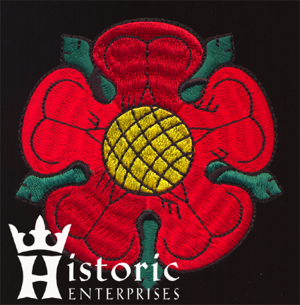 Badge, Livery, Lancaster Red Rose