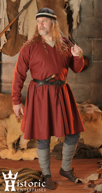 Outfit, Viking, Deluxe - Linen