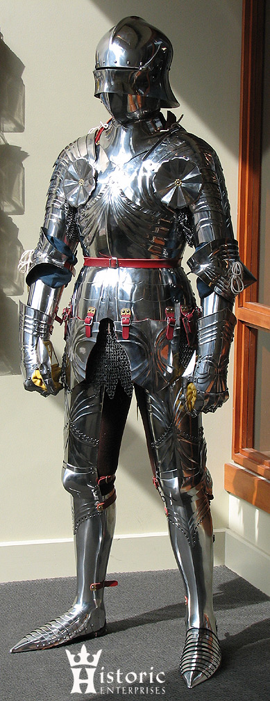 Armour, Full, German, circa 1470