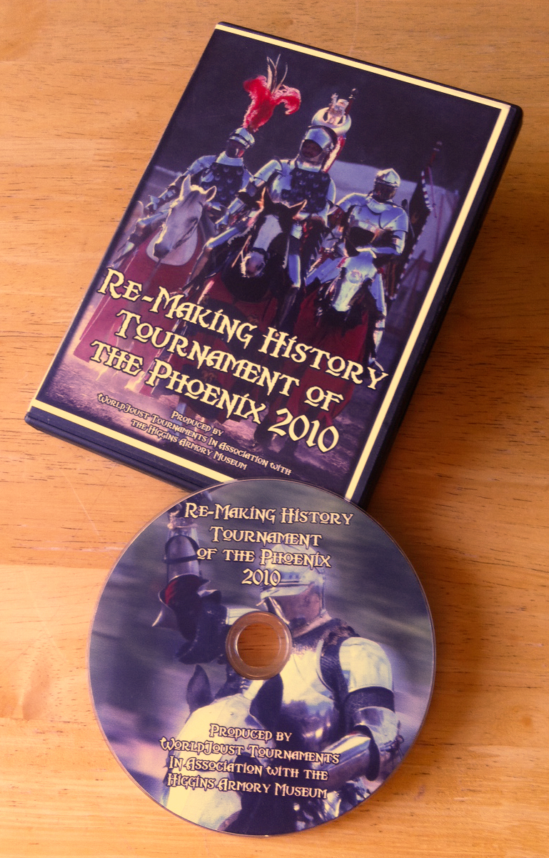 "DVD, ""Re-Making History: Tournament of the Phoenix 2010"""