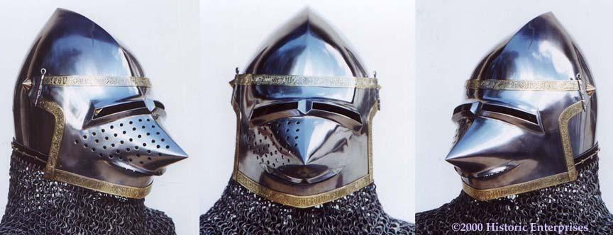 Armour- Custom Work : Historic Enterprises, We're making history