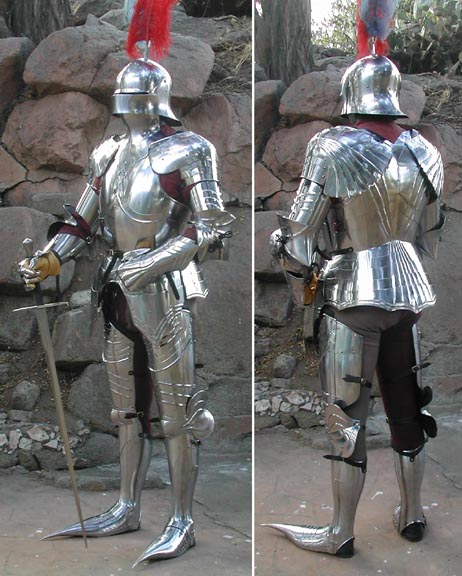 Armour, Full, German, circa 1480