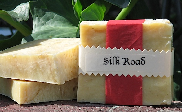 Soap, Silk Road Caravan