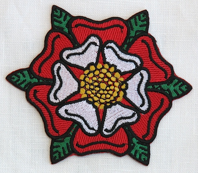 Badge, Livery, Tudor Rose